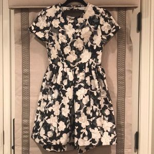 kate spade Dresses - Kate Spade jacquard floral dress